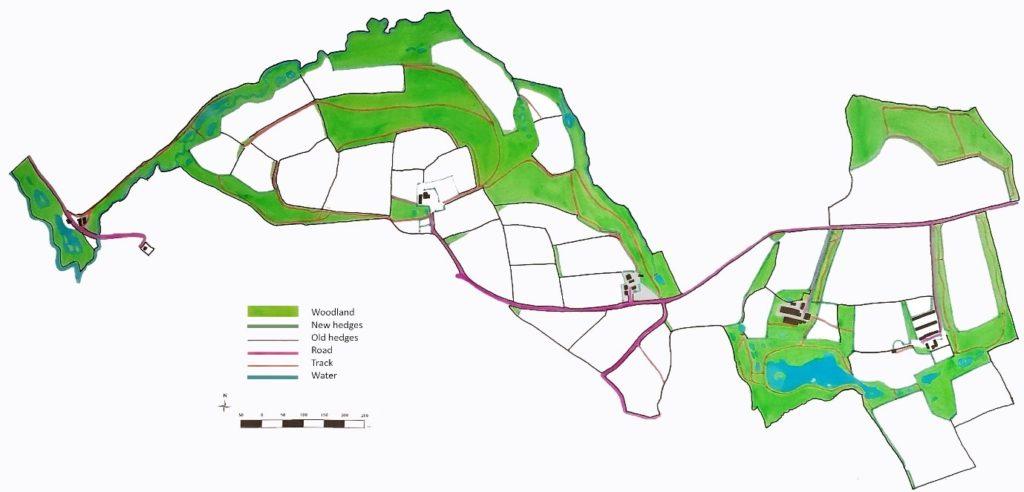 bevis farm map 2019