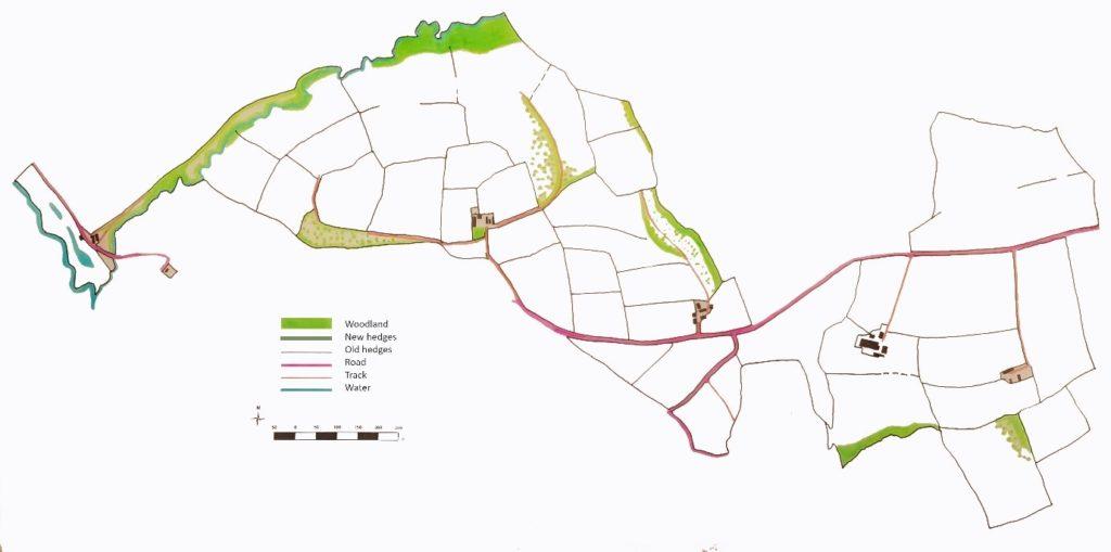 bevis farm map1982